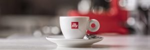 illy coffee from italy